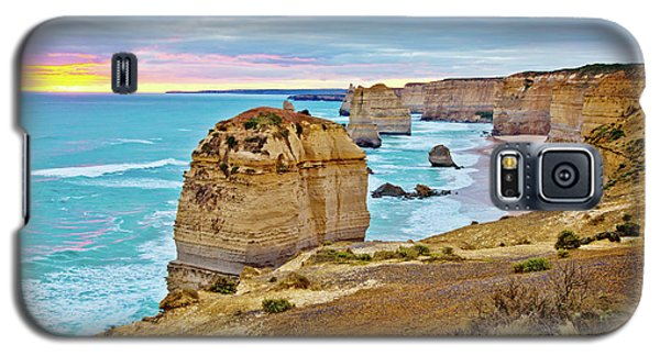 Featured Images Galaxy S5 Case - Great Southern Land by Az Jackson