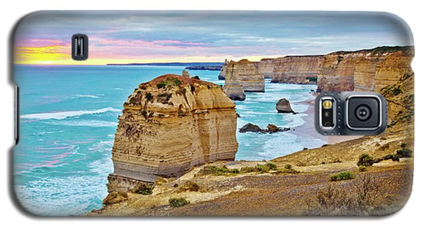 Galaxy S5 Case featuring the photograph Great Southern Land by Az Jackson