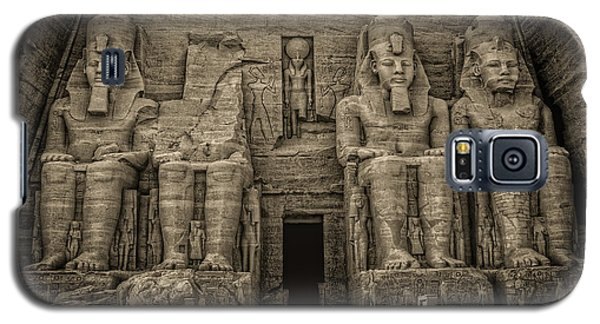 Great Temple Abu Simbel  Galaxy S5 Case