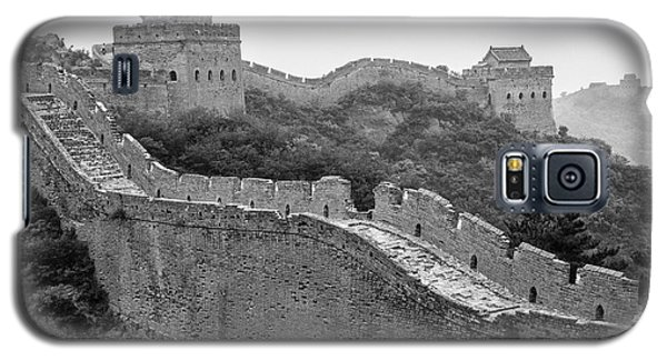Galaxy S5 Case featuring the photograph Great Wall 8, Jinshanling, 2016 by Hitendra SINKAR