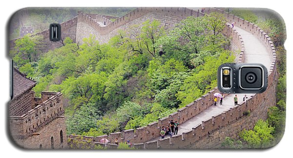 Great Wall At Badaling Galaxy S5 Case
