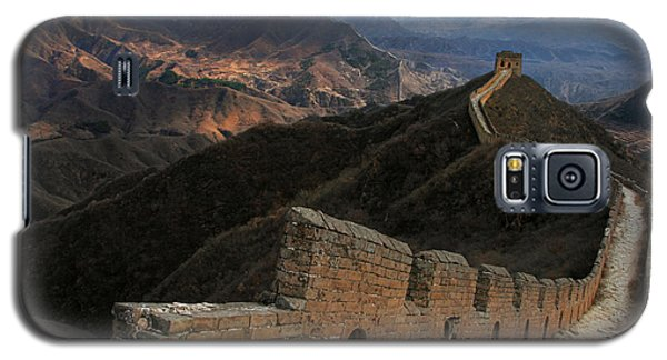Great Wall Of China Galaxy S5 Case