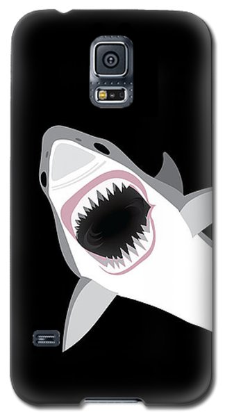Great White Shark Galaxy S5 Case