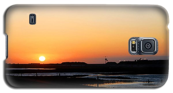 Greater Prudhoe Bay Sunrise Galaxy S5 Case
