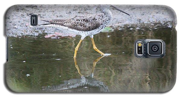 Greater Yellowleg Galaxy S5 Case