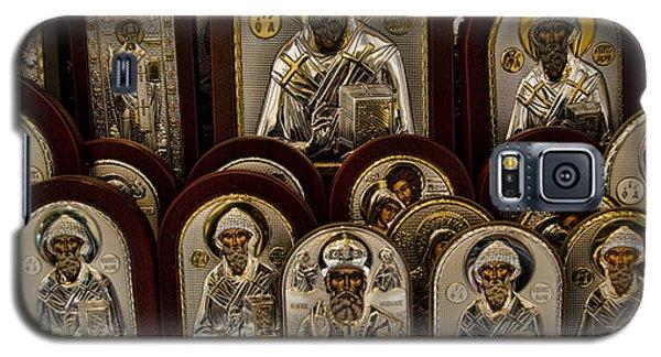 Greek Orthodox Church Icons Galaxy S5 Case