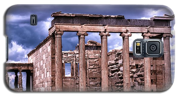 Greek Temple Galaxy S5 Case