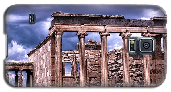 Greek Temple Galaxy S5 Case