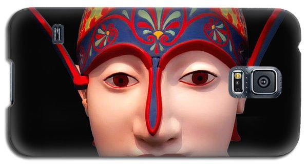 Greek Warrior Head Galaxy S5 Case