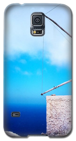 Greek Windmill Galaxy S5 Case