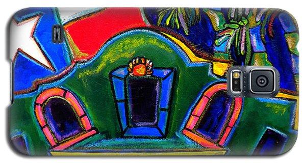 Green Alamo Galaxy S5 Case