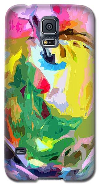 Green Apple I Galaxy S5 Case