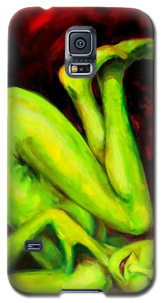 Green Apple Turnover Galaxy S5 Case