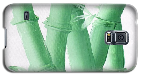 Green  Bamboo Galaxy S5 Case