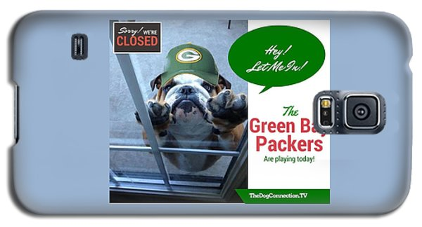 Green Bay Packers Galaxy S5 Case