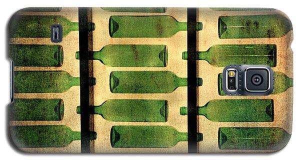 Green Bottles Galaxy S5 Case
