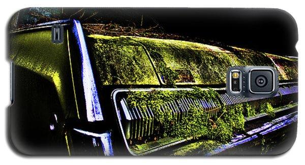 Green Dodge Glory Galaxy S5 Case