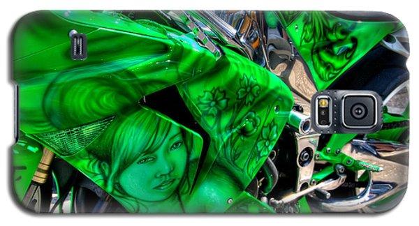 Green Dream Galaxy S5 Case