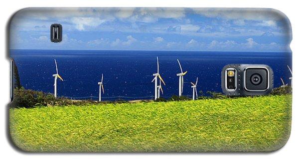 Green Energy Galaxy S5 Case