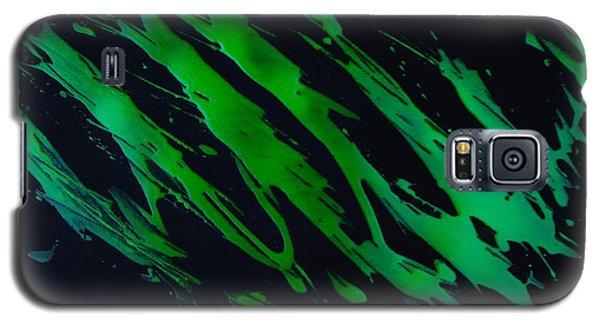 Green Escape Galaxy S5 Case