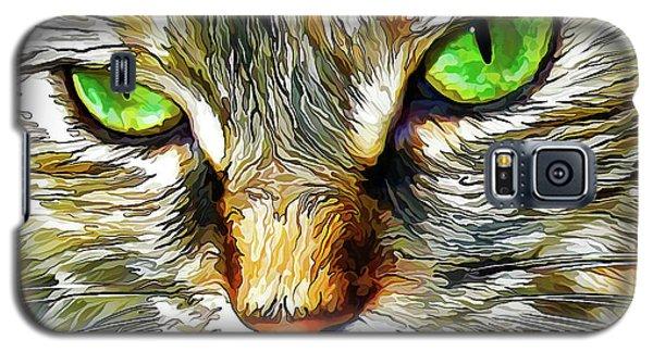 Green-eyed Monster Galaxy S5 Case