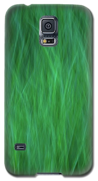 Green Fire 2 Galaxy S5 Case