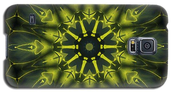 Succulent Mandala Galaxy S5 Case