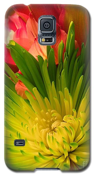 Green Focus Galaxy S5 Case
