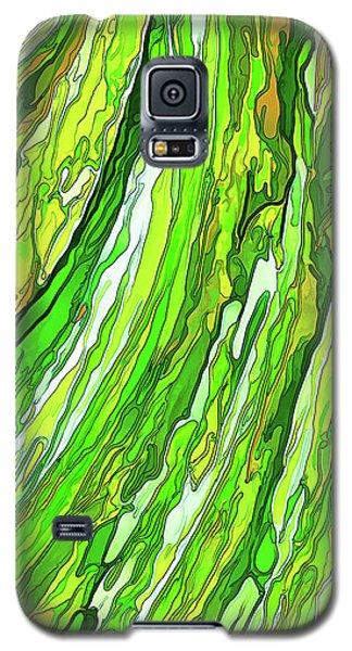 Green Garden Galaxy S5 Case