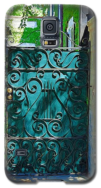Green Gate Galaxy S5 Case