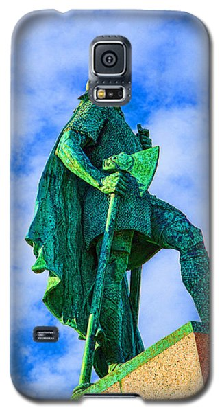 Green Leader Galaxy S5 Case by Rick Bragan