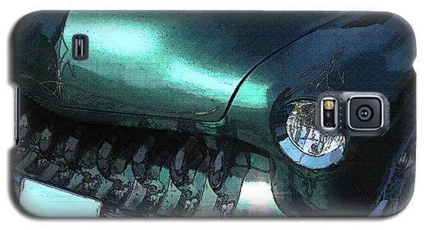 Green Mercury Custom Galaxy S5 Case