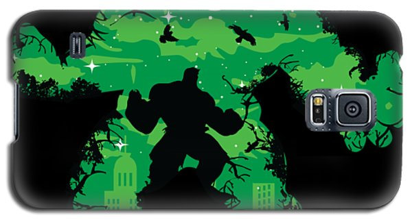 Green Monster Galaxy S5 Case