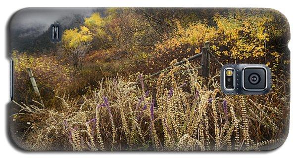 Green Mountain Dawn Galaxy S5 Case