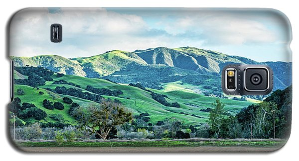 Green Mountains Galaxy S5 Case