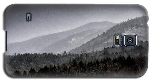 Galaxy S5 Case featuring the photograph Green Mountains - Vermont by Brendan Reals