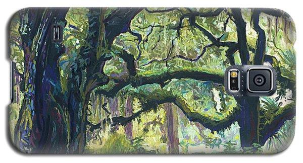 Green Oaks Galaxy S5 Case