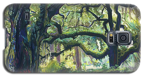 Green Oaks Galaxy S5 Case by David Randall