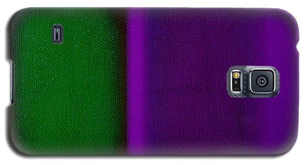 Green On Magenta Galaxy S5 Case