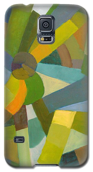 Green Pallette Galaxy S5 Case