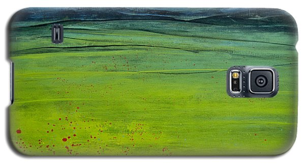 Green Pastures Galaxy S5 Case
