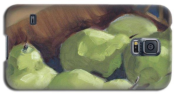 Green Pears Galaxy S5 Case