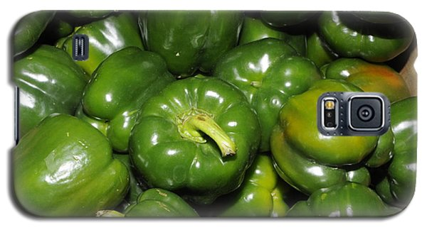 Green Peppers Galaxy S5 Case