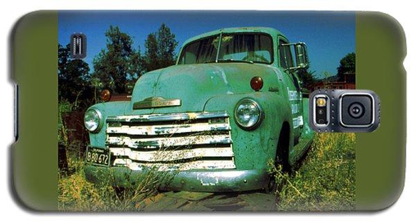 Green Pickup Truck 1959 Galaxy S5 Case