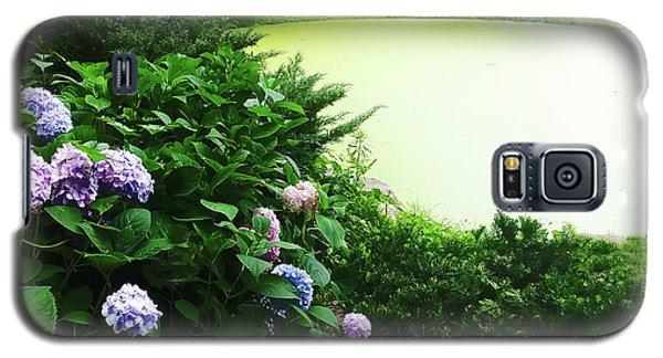 Green Pond Galaxy S5 Case