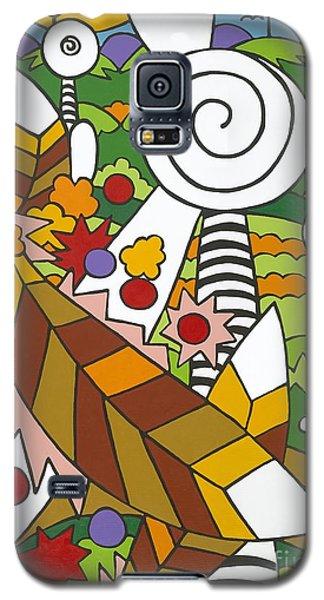 Green Power Galaxy S5 Case