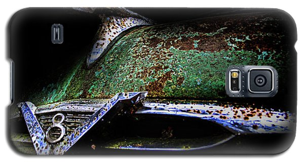 Green Ram Emblem Galaxy S5 Case