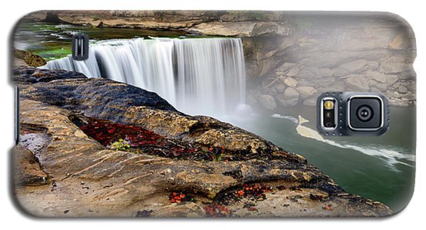 Green River Falls Galaxy S5 Case