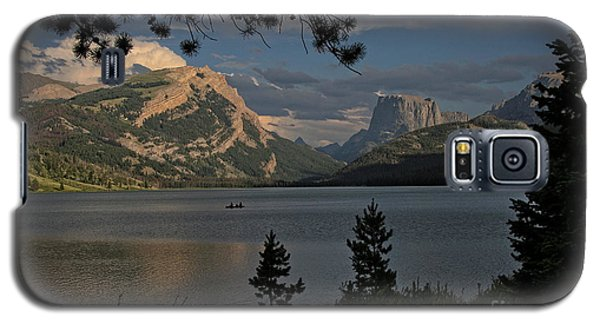 Green River Lake Galaxy S5 Case