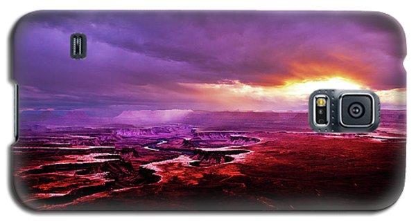 Green River Overlook Galaxy S5 Case